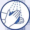 icone gel hydroalcoolique